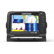 Картплоттер LOWRANCE HDS 7 Carbon TotalScan